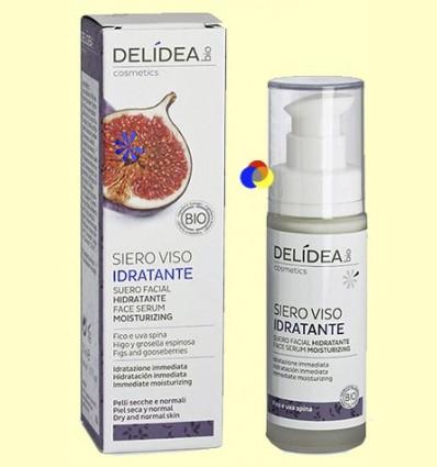 Sèrum facial antiarrugues - Delidea - 30 ml