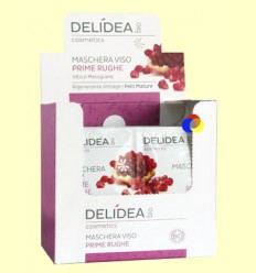 Mascareta Facial Antiarrugues - Delidea - 2 x 10 ml