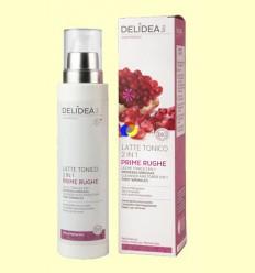 Llet Tònic 2 en 1 Desmaquilladora - Delidea- 200 ml