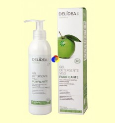 Gel Netejador Facial Purificant - Delidea - 200 ml