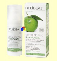 Crema Gel Facial Purificant - Delidea - 50 ml