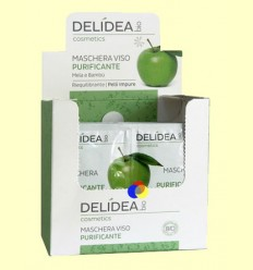 Mascareta Facial Purificant - Delidea - 2 x 10 ml