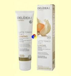 Llet Tònica 2 en 1 Desmaquilladora - Delidea - 150 ml