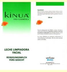 Llet Netejadora Facial - Kinua - 200 ml