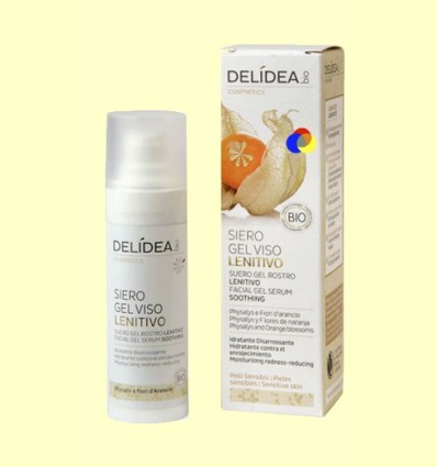 Sèrum Calmant Gel Facial - Delidea - 30 ml