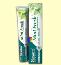 Crema Dental Menta Fresca - Himàlaia Herbals - 75 ml