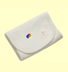 Tovallola Maternal de Cotó Orgànic Rosa - The Dida Baby - 1 unitat