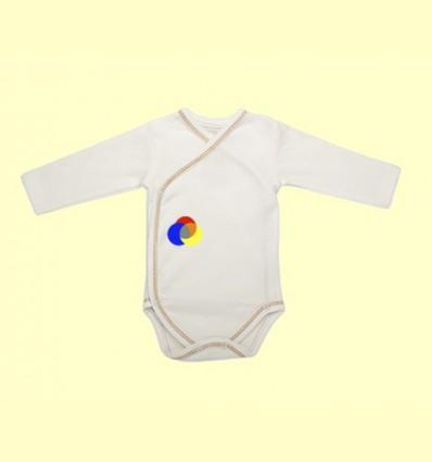 Body Kimono Cotó Orgànic Nones Marró - 1 unitat - The Dida Baby