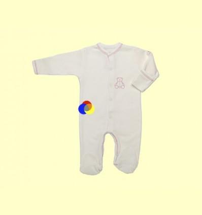 Pijama de Cotó Orgànic Nones Rosa Talla 1 - The Dida Baby - 1 unitat