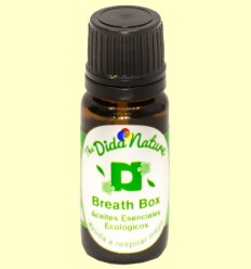 Breath Oli Essencial - The Dida Nature - 10 ml