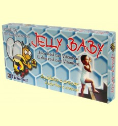 Jelly Baby - Gelea Reial - Ynsadiet - 10 ampolles