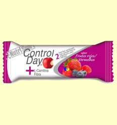 Barreta Control Day - Fruits Vermells - Nutrisport - 44 grams
