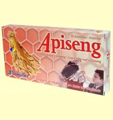 Apiseng - Gelea Reial i Ginseng - Ynsadiet - 10 vials