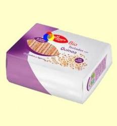 Torrades de Quinoa Sense Gluten Bio - El Granero - 100 grams