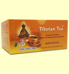 Te Sabor Clàssic - Tibetan Tea - 30 bossetes