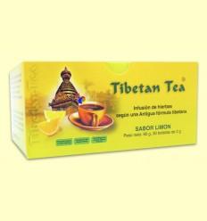 Te Sabor Llimona - Tibetan Tea - 30 bossetes