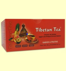 Te Sabor Fruites - Tibetan Tea - 30 bossetes