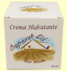 Crema Hidratant amb Oli de Xufa - Van Horts - 50 ml *