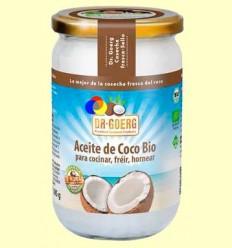Oli de Coco per Cuinar Bio - Dr Goerg - 200 ml