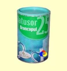 Natusor 25 Broncopul - Soria Natural - 80 grams