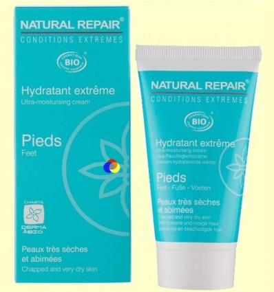 Crema Reparadora de Peus Ecològica - Natural Repair - 50 ml