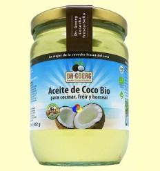 Oli de Coco Bio Per Cuinar - Dr Goerg - 500 ml