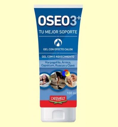 Gel Oseo 3+ - Desvelt - 100 ml