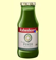 Smoothie Green Power - Rabenhorst - 240 ml