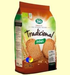 Pa Grille Bio Tradicional - Santiveri - 300 grams