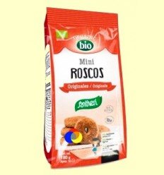 Mini Roscos Originals Bio - Santiveri - 180 grams