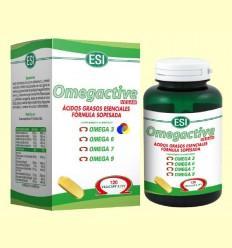 Omegactive - Laboratoris ESI - 120 càpsules