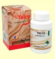Talc Corporal AT - Derbós - 80 grams