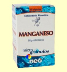 Manganès Coure Oligoelement - Neo - 50 càpsules