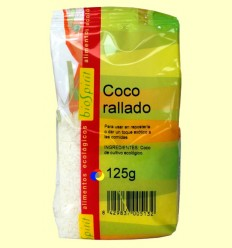 Coco Ratllat Ecològic - BioSpirit - 125 grams
