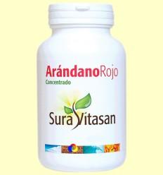 Arandano Vermell 600 mg - Sura Vitasan - 60 càpsules