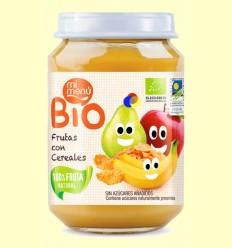 Potet de Fruites amb Cereals Bio - Mi Menú - 200 grams