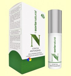 Crema antiaging - Soria Natural - 30 ml