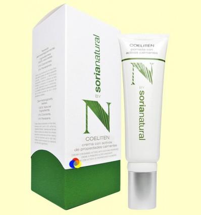 Crema Coelitén - Propietats calmants - Soria Natural - 40 ml