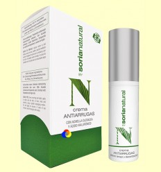 Crema antiarrugues - Soria Natural - 30 ml