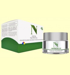Crema nutritiva - Jojoba i Rosa Mosqueta - Soria Natural - 30 ml