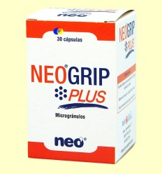 Neo Grip Plus - Refredats - Neo - 30 càpsules