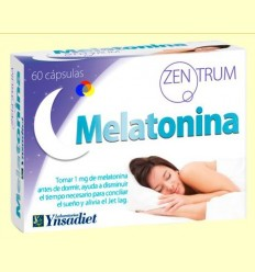 Zentrum Melatonina - Ynsadiet - 60 càpsules