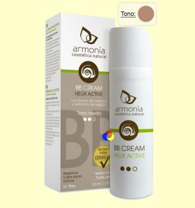 BB Cream Helix Active Bava de Cargol - To Alt - Crema il·luminadora - Harmonia - 30 ml