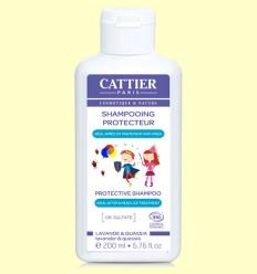 Xampú Protector Infantil Bio - Cattier - 200 ml