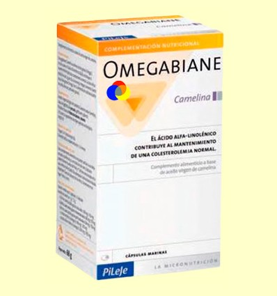 Omegabiane Camelina Cornelina Sativa - PiLeJe - 80 càpsules ******