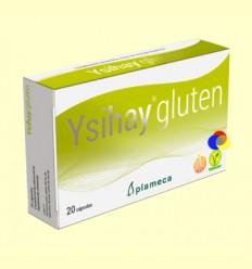 Ysihay Gluten - Intolerància Gluten - Plameca - 20 càpsules