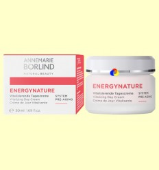 Crema de Dia Revitalitzant Energy Nature - 50 ml - Anne Marie Börlind