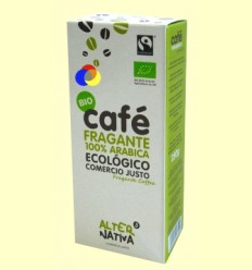 Cafè Fragant Mòlt Bio - Alter Nativa 3 - 250 grams