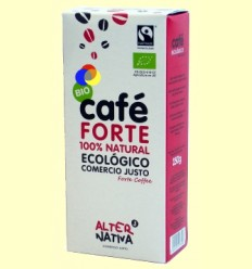 Cafè Forte Mòlt Bio - Alter Nativa 3 - 250 grams