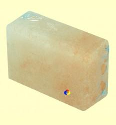 Pastilla de Sal de l'Himàlaia Rectangular - Tierra 3000 - 300 grams